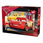 Puzzle 50 piese modele asortate Cars