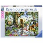 Puzzle Aventuri 1000 piese
