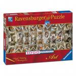 Puzzle Capela Sixtina 1000 piese