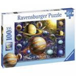 Puzzle Planete 100 piese