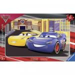 Puzzle cars 3, 15 piese