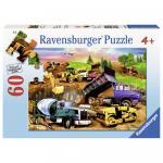 Puzzle constructie 60 piese