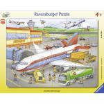 Puzzle mic aeroport 40 piese