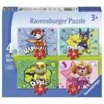 Puzzle paw 12/16/20/24 piese
