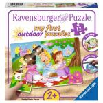Puzzle printese dragute 12 piese