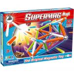Set constructie 66 piese Supermag Maxi Neon