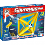 Set constructie 22 piese Supermag Maxi One Color
