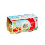 Piure Bio de fructe mixte 2x100 gr SunBaby
