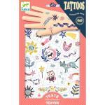 Tatuaje Djeco fluorescente Vise frumoase