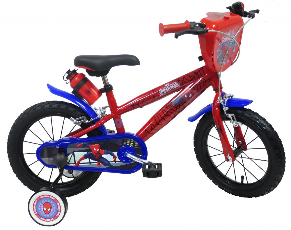 Bicicleta Denver Spiderman 14 inch