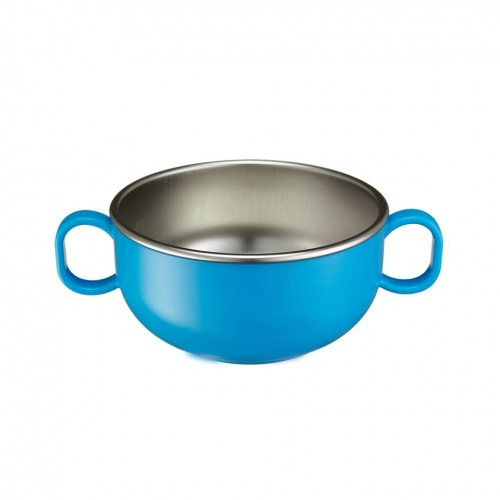 Bol de invatare Smart Starter Bowl Blue