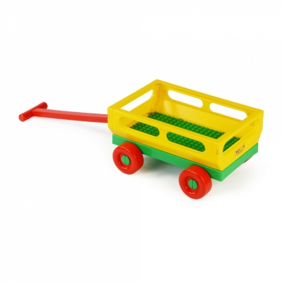 Carucior de joaca (2 culori), Wader