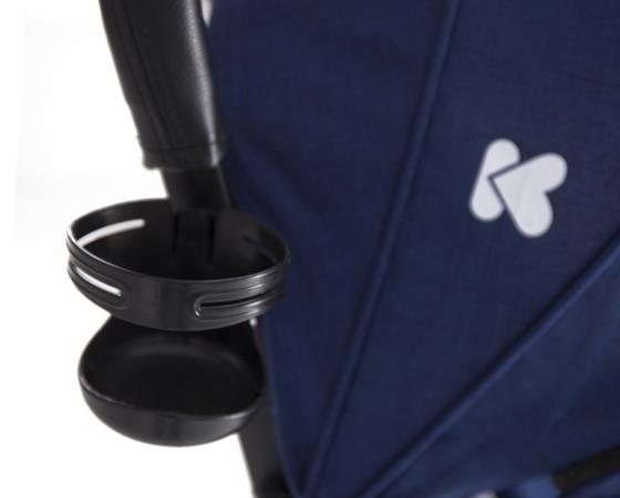 Carucior sport ultracompact Libro Blue - 3