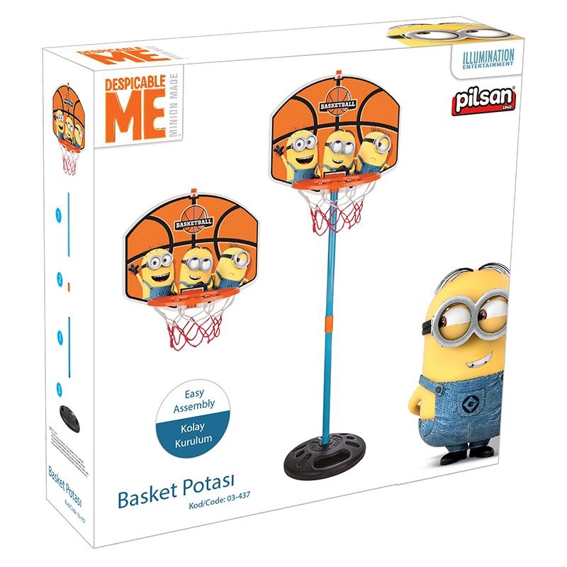 Cos de basket Minions