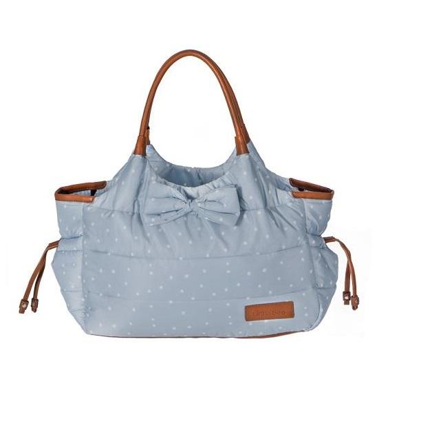 Geanta pentru mamici Mama Bag Dotty Blue - 1