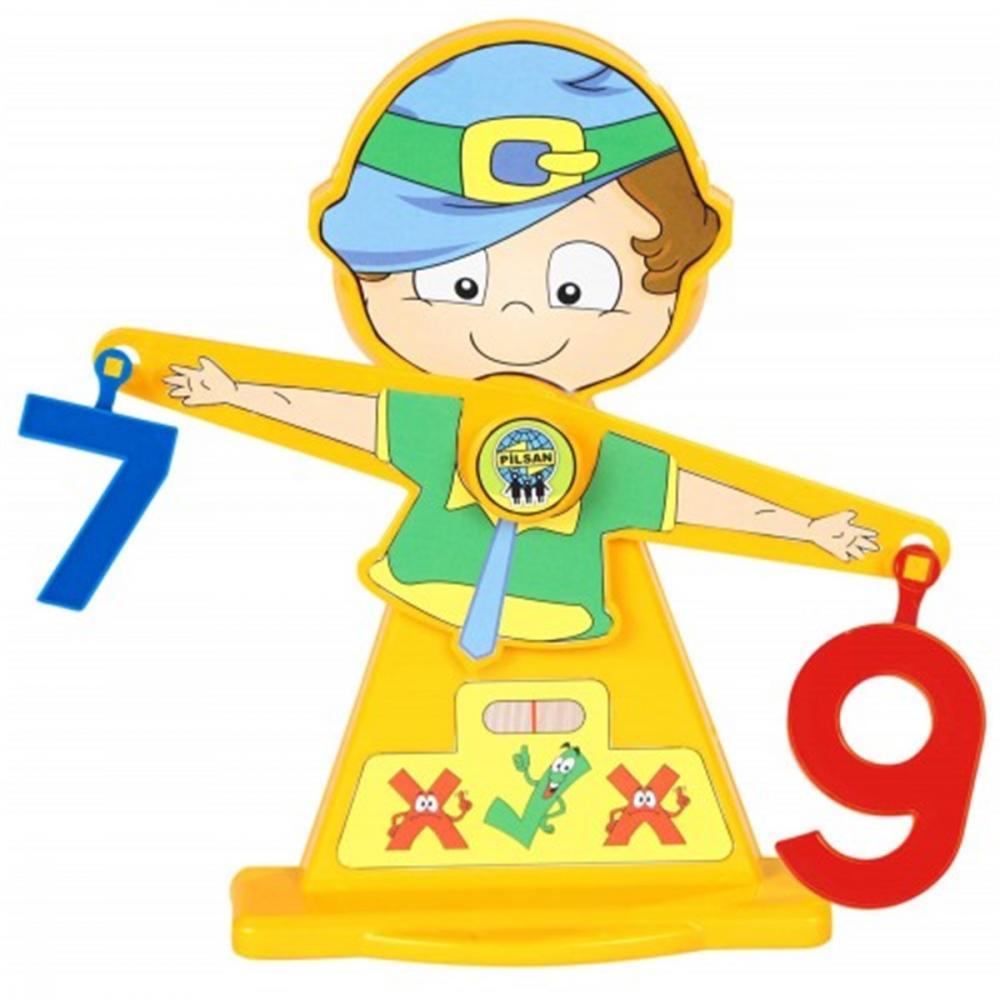 Joc educativ Balanta numerelor