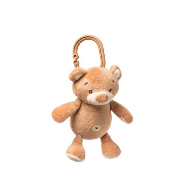 Jucarie Kikkaboo Cu Vibratii Pentru Carucior Bear