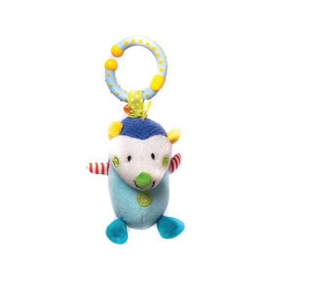 Jucarie cu vibratii Kikkaboo Hedgehog Blue