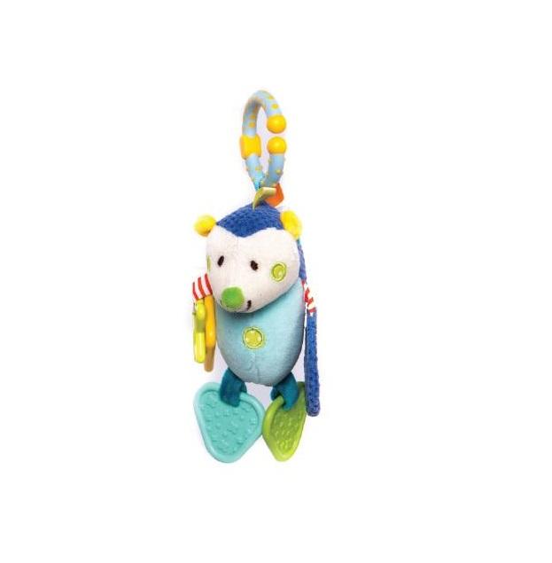 Jucarie Pentru Caruciorpatut Kikkaboo Hedgehog Blue