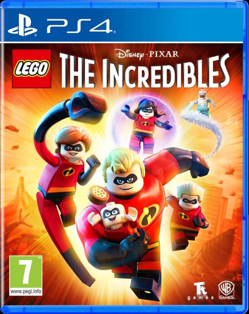 Joc Lego The Incredibles PS4
