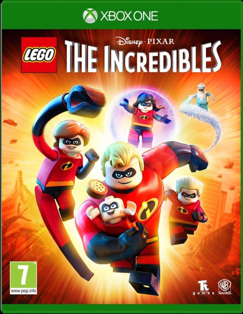 Joc Lego The Incredibles Xbox One