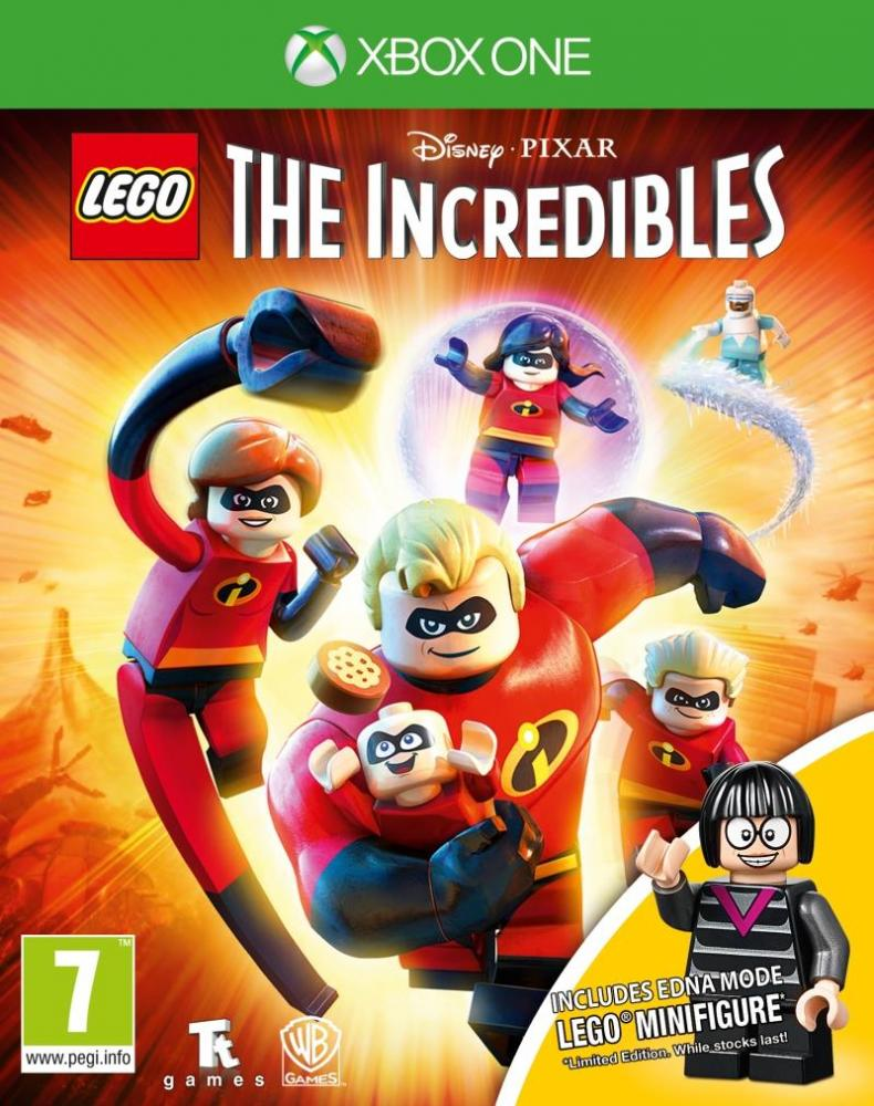 Joc Lego The Incredibles Toy Edition Xbox One