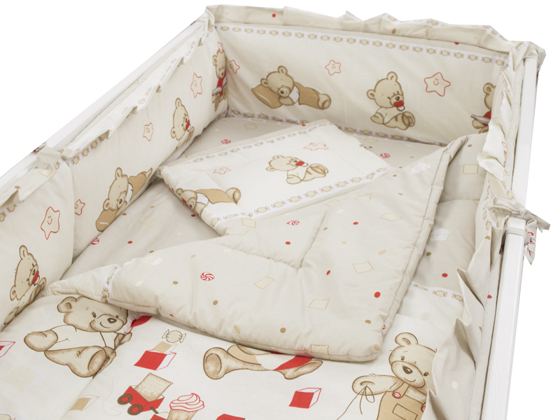 Lenjerie Teddy Toys Maro M2 4+1 Piese 140x70