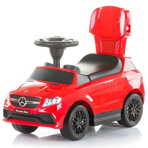 Masinuta de impins Chipolino Mercedes AMG GLE 63 red imagine