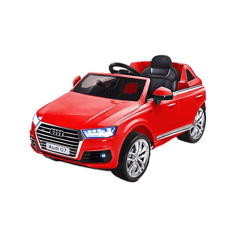 Masinuta electrica Audi Q7 12V cu telecomanda Red