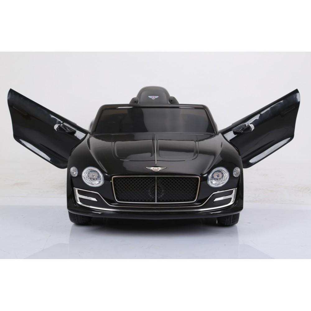 Masinuta electrica cu roti eva Bentley EXP 12 negru