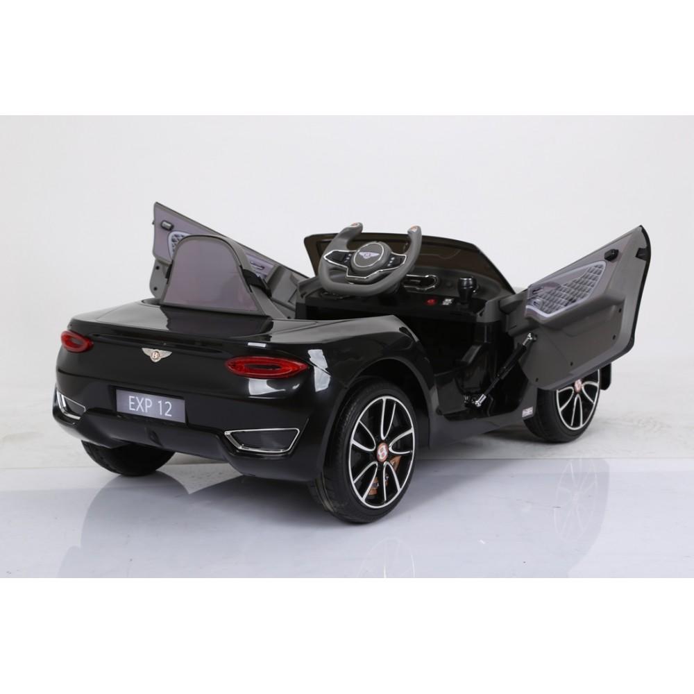 Masinuta electrica cu roti eva Bentley EXP 12 negru - 1