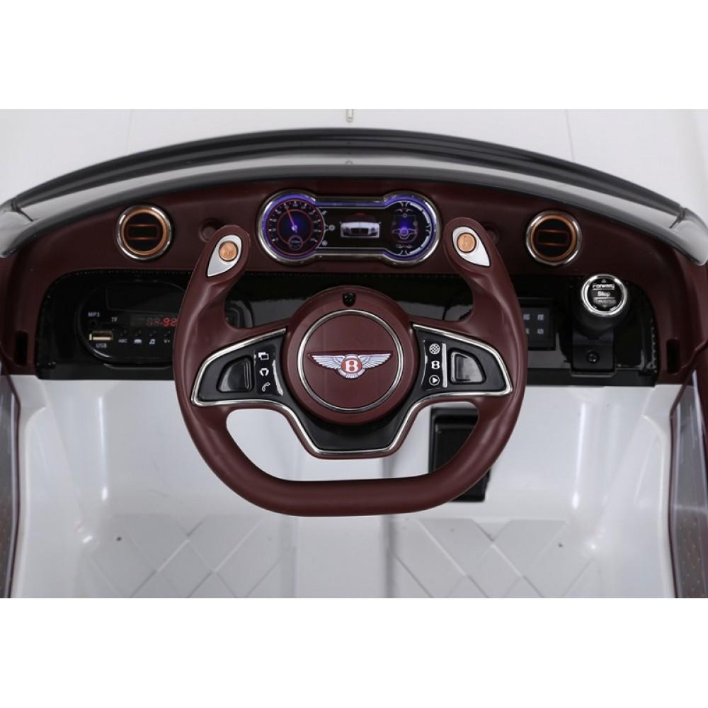 Masinuta electrica cu roti eva Bentley EXP 12 negru - 2