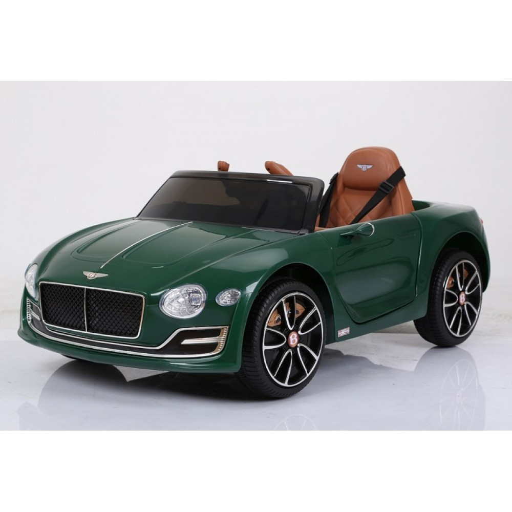 Masinuta electrica Bentley EXP 12 verde