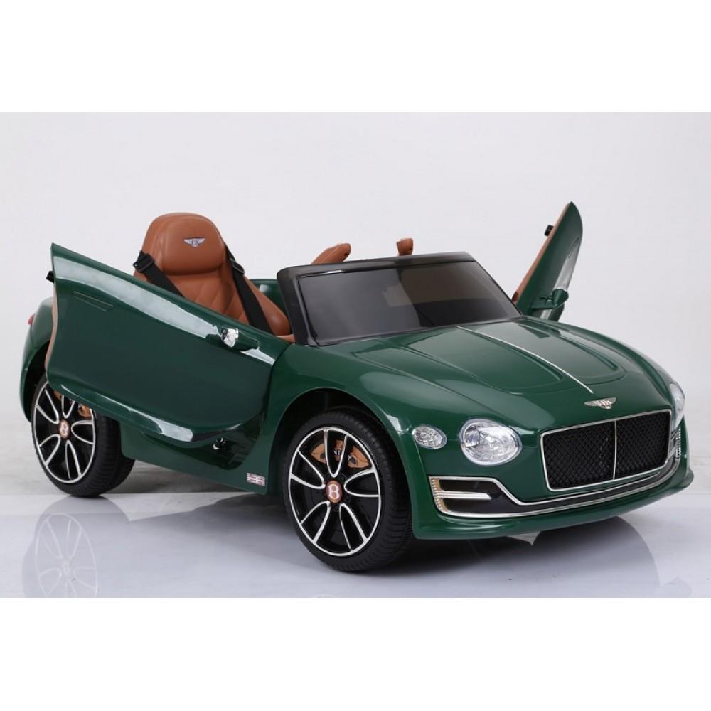 Masinuta electrica cu roti eva Bentley EXP 12 Green - 2