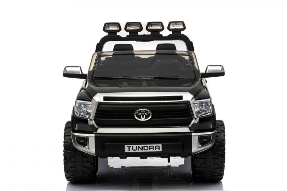 Masinuta electrica cu doua locuri Toyota Tundra XXL 24V Negru