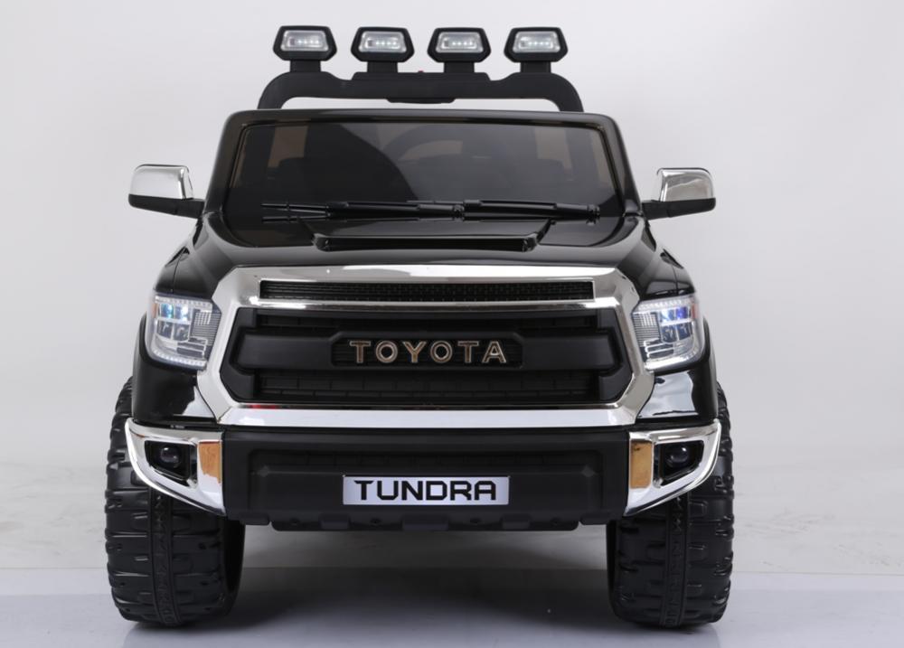 Masinuta electrica cu doua locuri Toyota Tundra 12V Negru