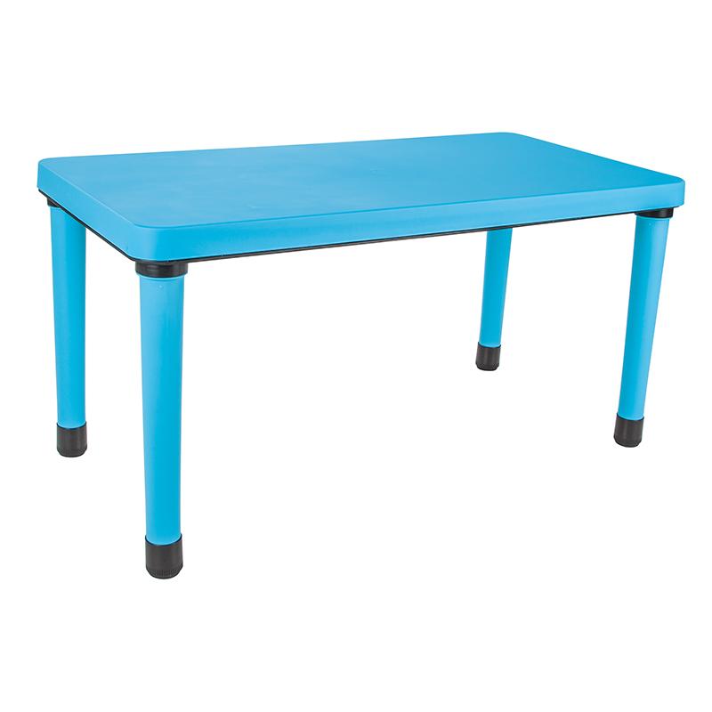 Masuta pentru copii Happy Table Albastru