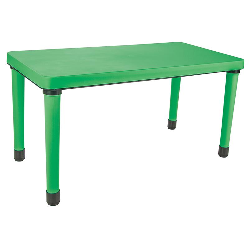 Masuta pentru copii Happy Table Verde