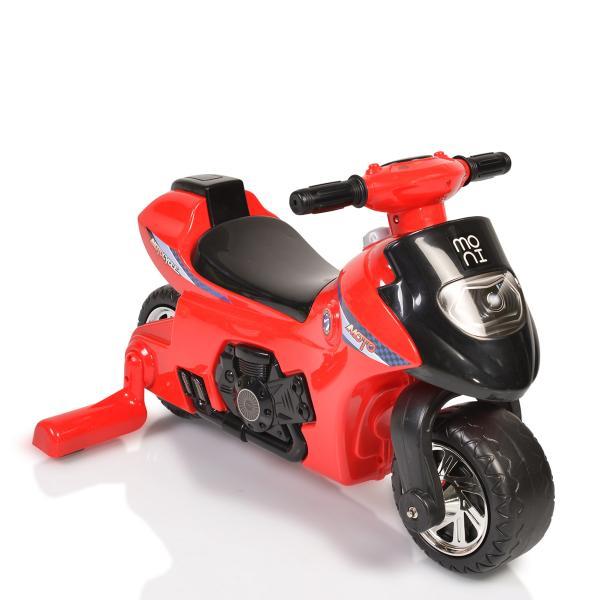 Motocicleta Balance Motor First Step Rosu imagine