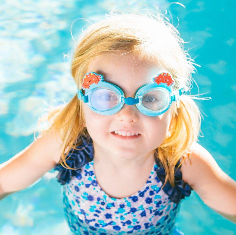 Ochelari de apa viu colorati colectia Sea World Colors