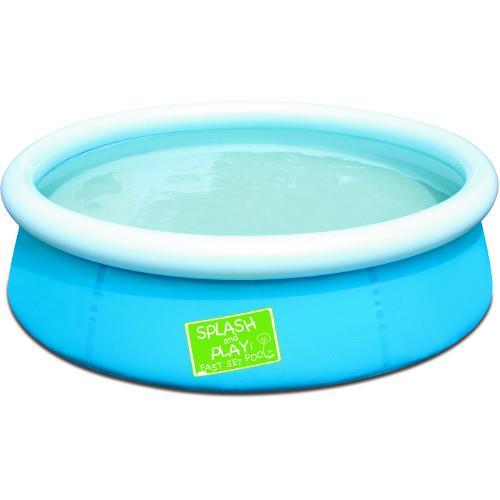 Piscina gonflabila Fast Set Pool albastru