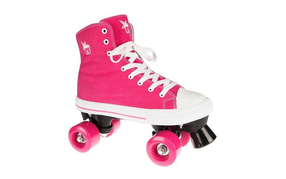 Role Rookie Canvas roz 33 din categoria La Plimbare de la Rookie Skates UK