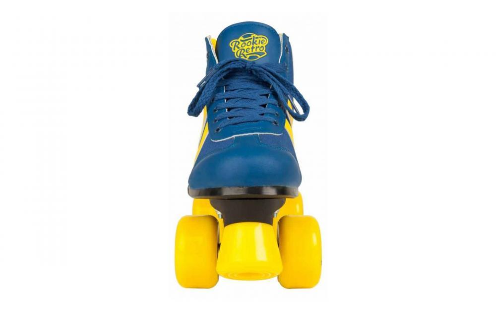 Role Rookie Retro V2.1 albastru cu galben 42