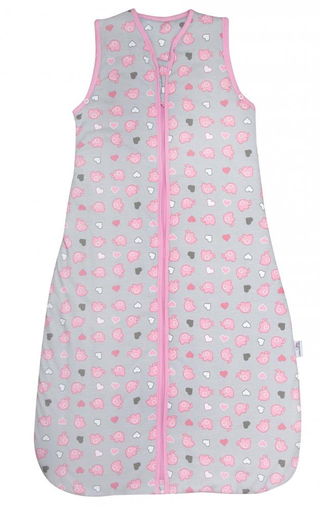 Sac de dormit Pink Elephant 6-18 luni 1.0 Tog din categoria Camera copilului de la Slumbersac