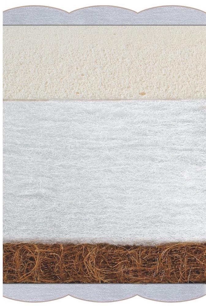 Saltea Latex Cocos 127x63cm