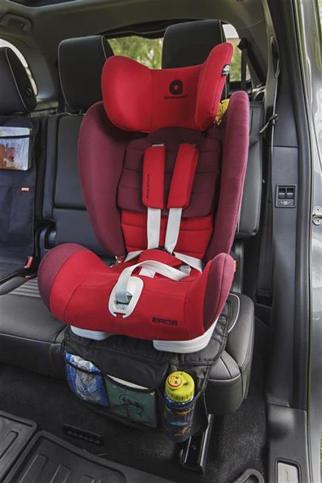 Scaun auto Eros 9-36 kg Liverpool Red