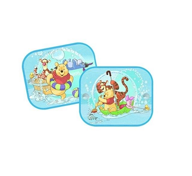 Markas Set 2 parasolare Markas cu ventuze Winnie the Pooh