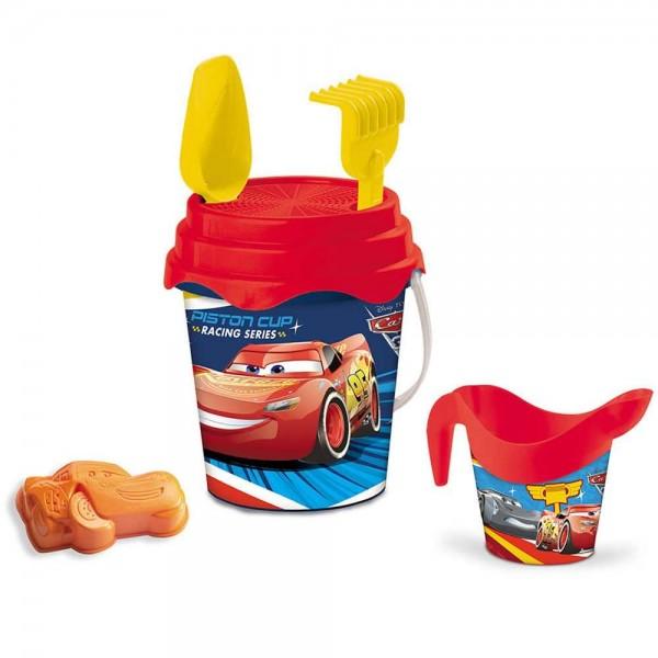 Set plaja Cars pentru copii Mondo imagine