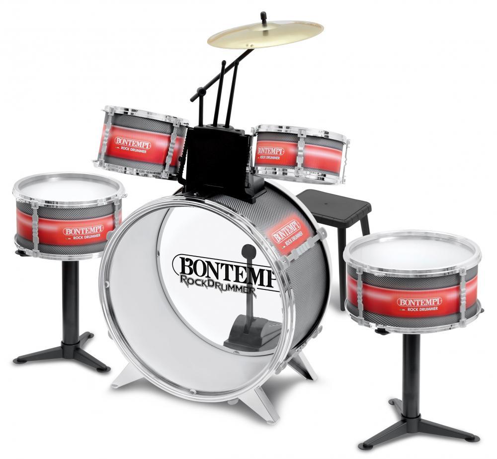 Set tobe Rock Drummer