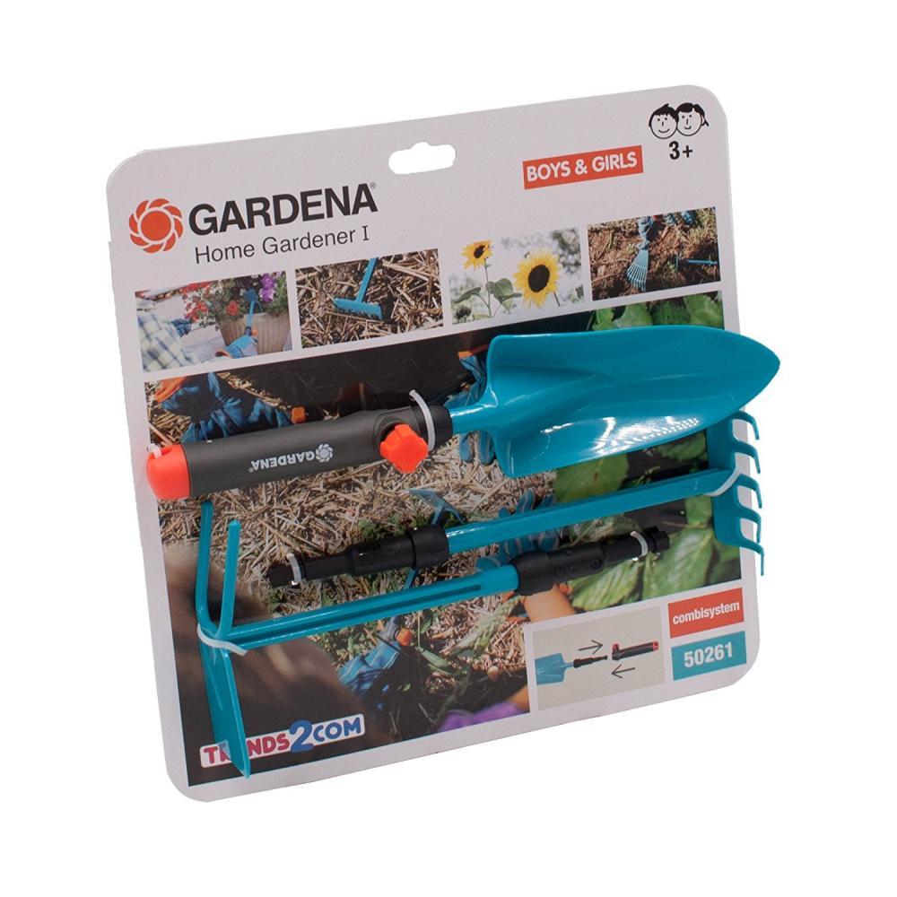Set unelte gradinarit Gardena Home Gardener I